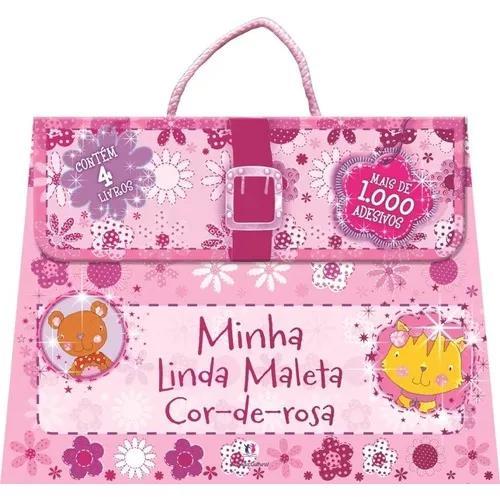 Minha linda maleta cor-de-rosa