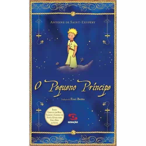 O pequeno príncipe - edição completa - pocket