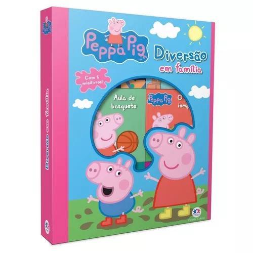 Peppa pig - diversão