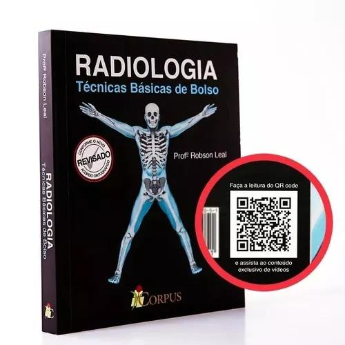 Radiologia técnicas básicas de bolso + brinde