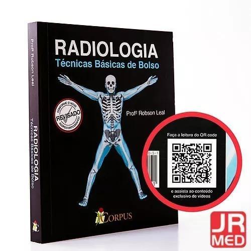 Radiologia técnicas básicas de bolso- c/ qr-code