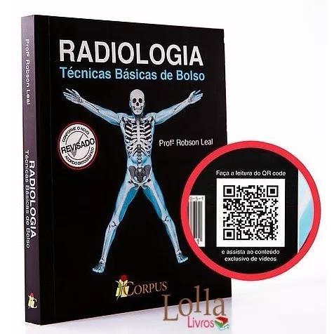 Radiologia técnicas básicas de bolso- novo com qr-code