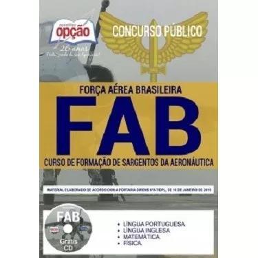 Apostila fab 2019 - formação de sargentos da aeronáutica