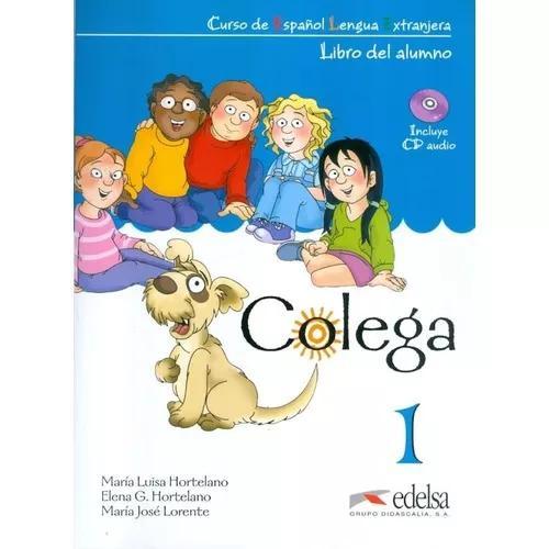 Colega 1 - libro del alumno + ejercicios + cd audio