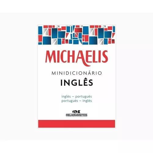 Dicionário de inglês michaelis mini - melhoramentos