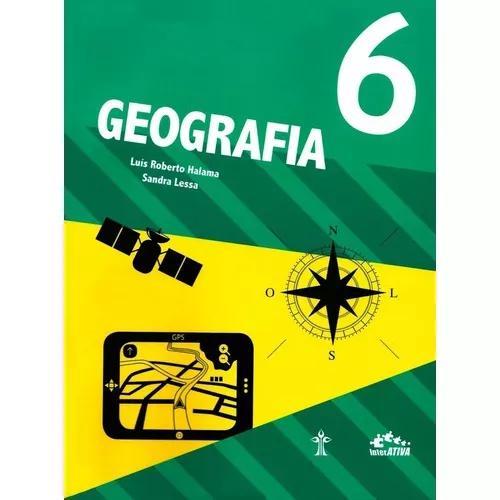 Geografia - interativa - 6º ano - 4ª ed. 2015