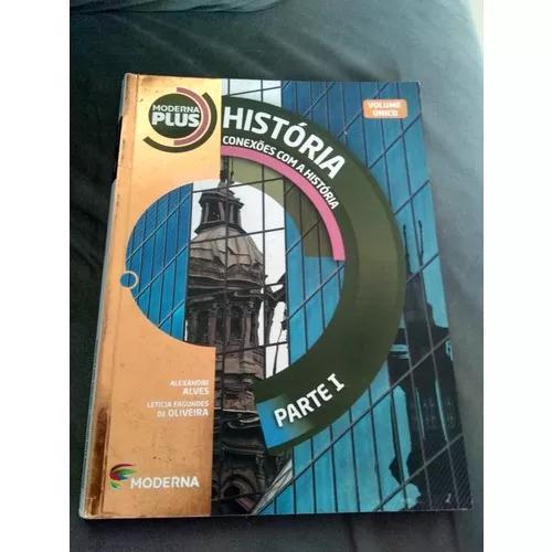 História coleção moderna plus completa volume único