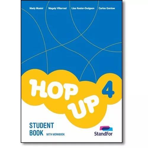 Hop up: students book - vol.4