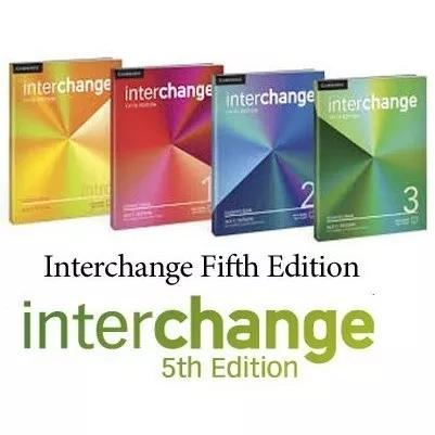 Interchange fifth 5th edition com presentation plus