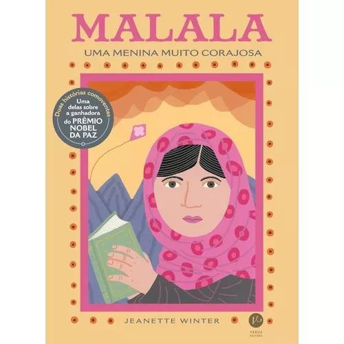 Malala uma menina muito corajosa