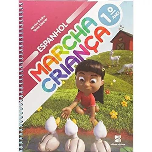 Marcha criança espanhol 1 ano