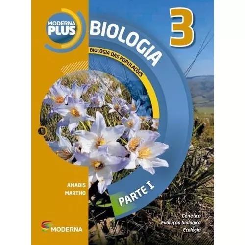 Moderna plus - biologia - biologia das populações - 3º