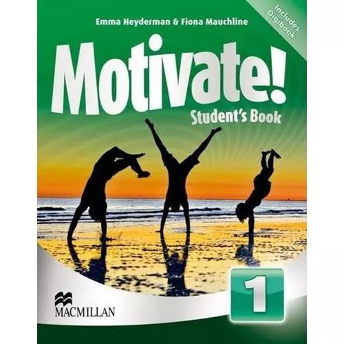 Motivate! 1 - student's book with digibook