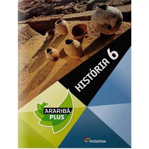 Projeto araribá plus - história 6 - 4ª ed. 2014