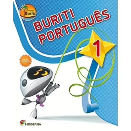 Projeto buriti - portugues - 1º ano - ensino fundamental i