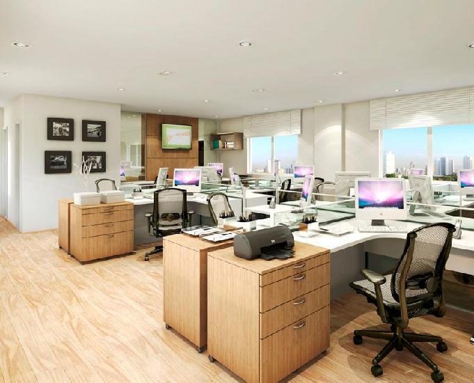 Salas comerciais no taboão 24m² à 128m², seu novo