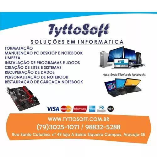 Assistência técnica notebook