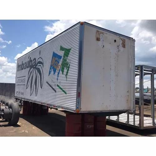 Bau frigorífico/refrigerado truck 7,60