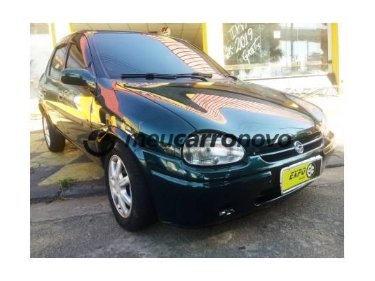 Chevrolet corsa sedan gl 1.6 mpfi 4p 1996/1997