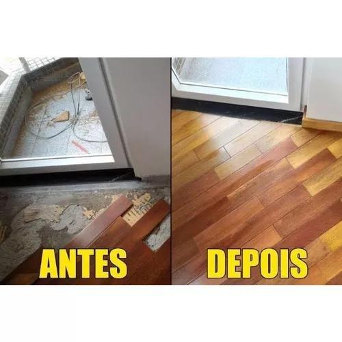 Conserto e reparo de piso laminado (11) 3495-8066