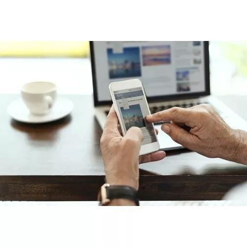 Criação de site, loja virtual e aplicativos