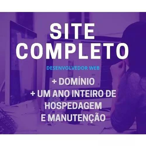 Desenvolvimento de sites institucionais (wordpress)