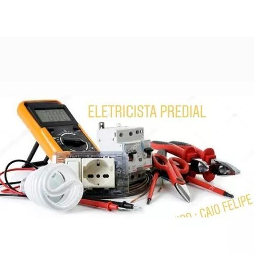 Eletricista predial (residencial)