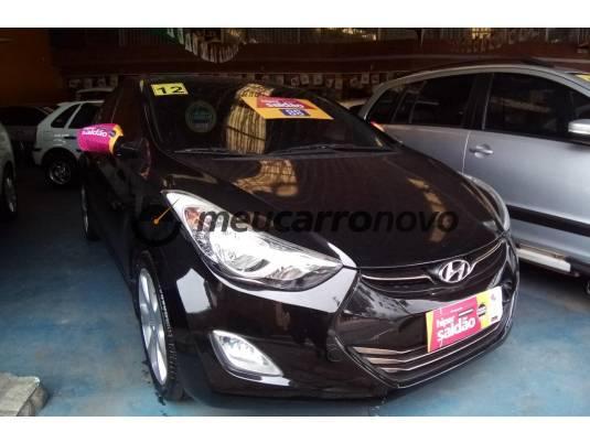 Hyundai elantra gls 2.0 16v aut. 2011/2012