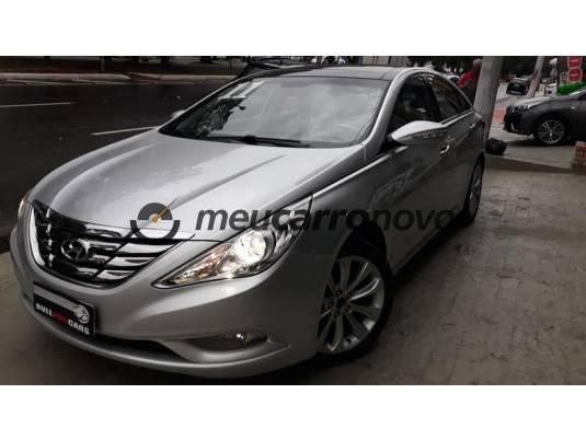 Hyundai sonata gls 2.7 v6 24v 179cv 4p aut. 2010/2011