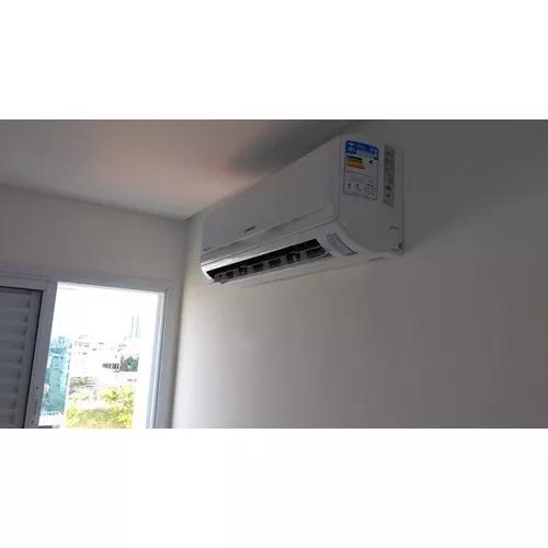 Instalação ar condicionado apenas r$ 550,00