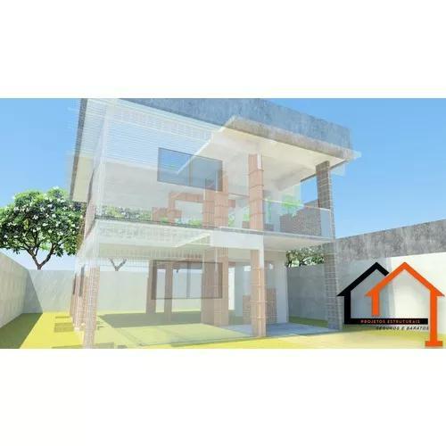 Projetos estruturais seguros e baratos