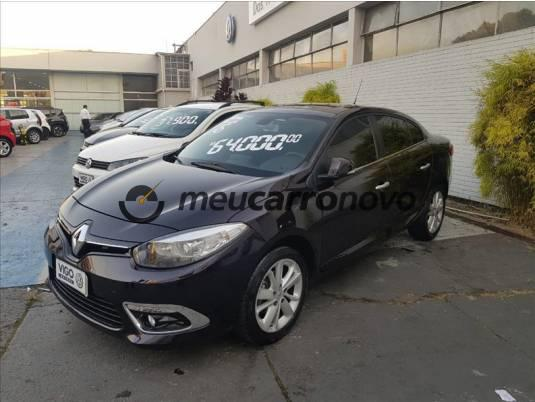 Renault fluence sedan privilège 2.0 16v flex aut 2015/2016