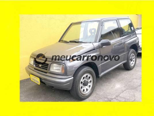 Suzuki vitara jlx metal 1.6 8v 2p 1997/1997