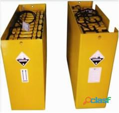 Avaliação e Manutenção em Baterias para Empilhadeiras