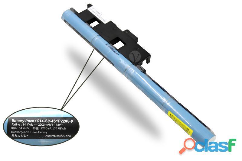 Bateria positivo sim+ original 2015m c14 s0 4s1p2200 0 4 cel