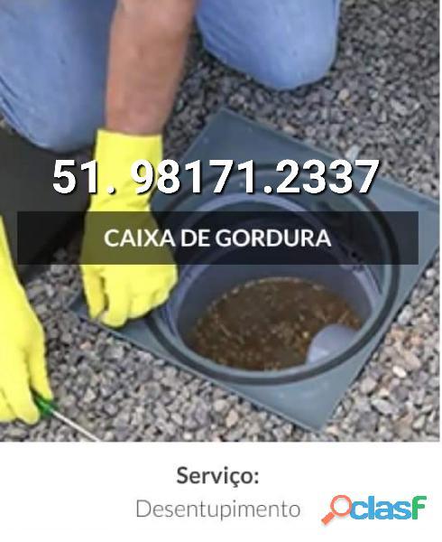 Rede de esgoto cloacal entupimento ligue já 98171 2337 whats