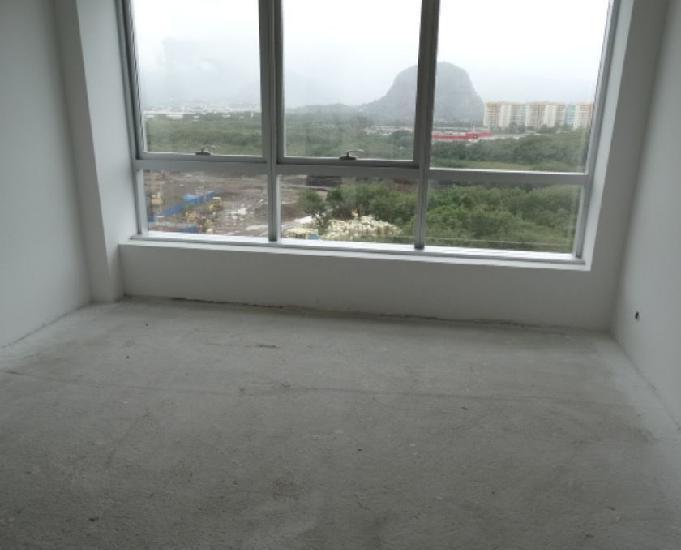 Barra da tijuca alugo sala comercias 28 m2 ate 400 m2 juntas