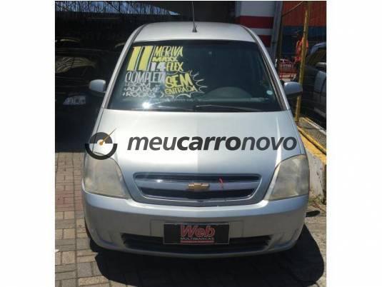 Chevrolet meriva maxx 1.4 mpfi 8v econoflex 5p 2011/2011