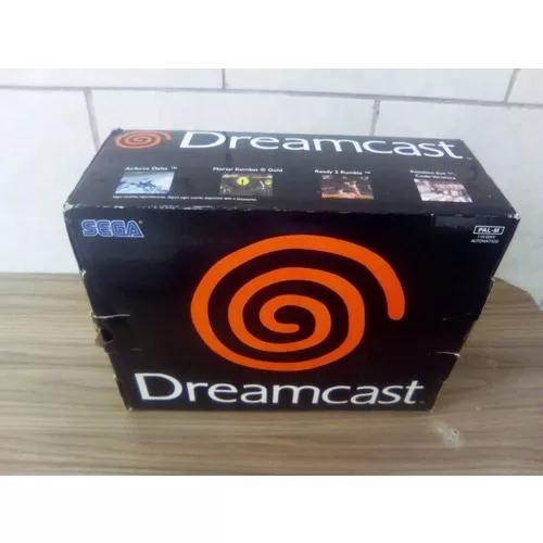 Dreamcast nacional(tec toy).