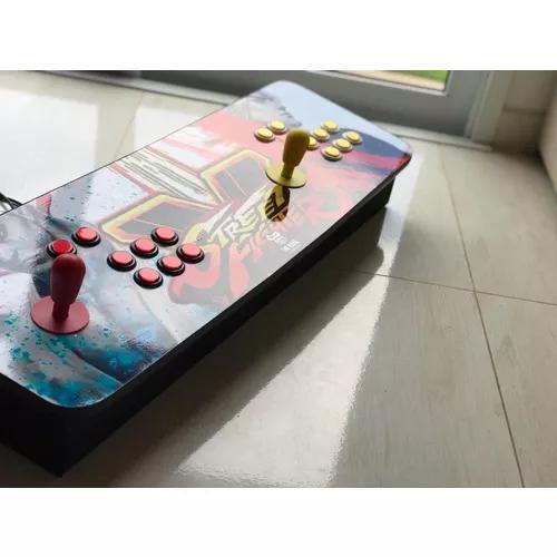 Fliperama portátil arcade + de 8.000 jogos novo!
