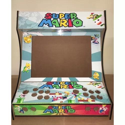 Gabinete bartop arcade + frete grátis