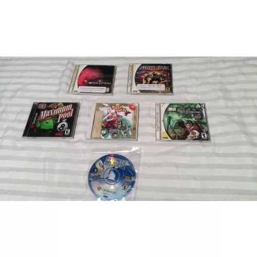 Jogos Originais Para Sega Dreamcast