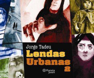 Livro Lendas Urbanas 2.