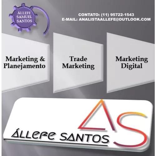 Marketing, comunicação, trade marketing e marketing
