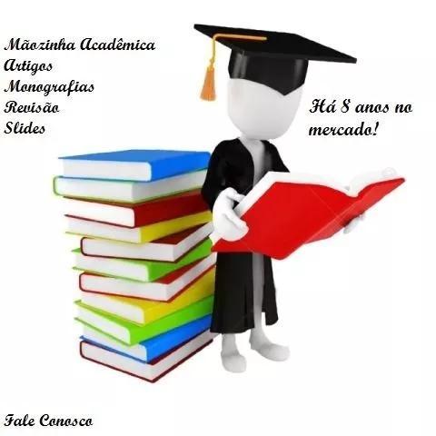 Tcc e outros trabalhos acadêmicos