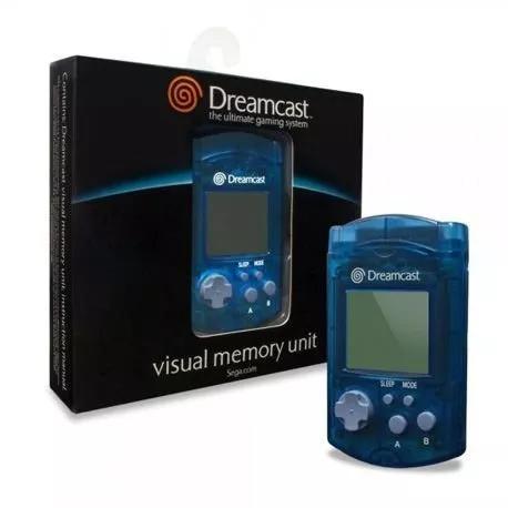 Vmu sega dreamcast original novo lacrado