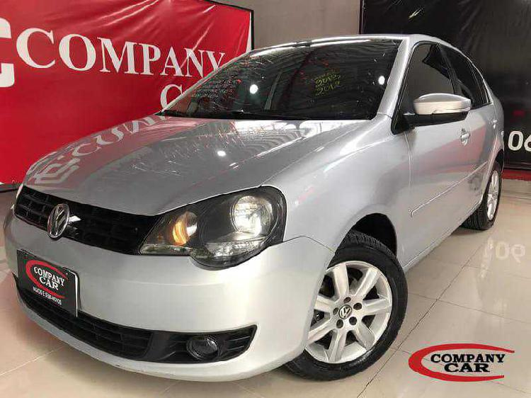 Volkswagen polo sedan 1.6 mi total flex 8v 4p