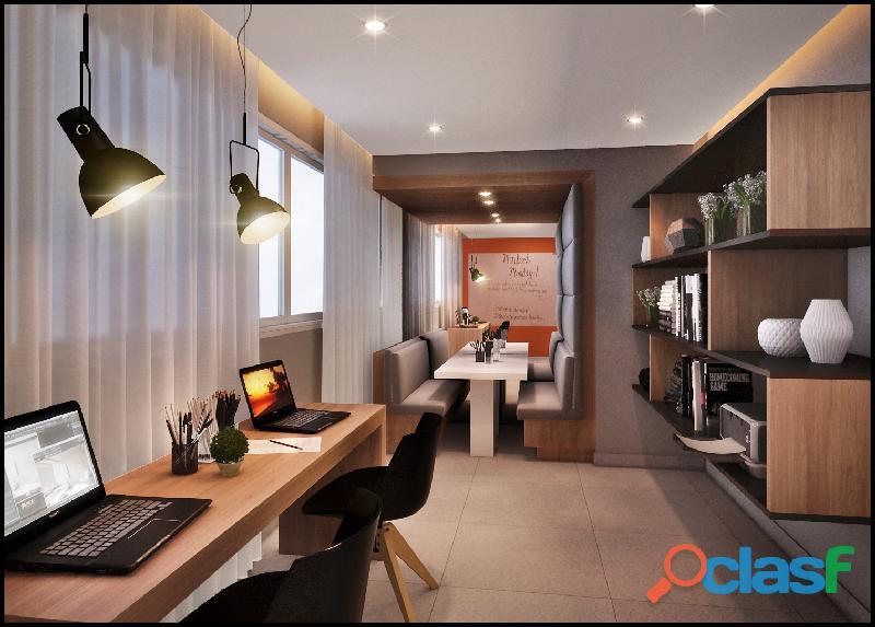 Apartamento studio no jardim anália franco a partir de r$230.000