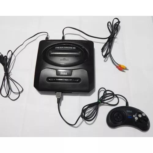 Console mega drive 3 tec toy + controle