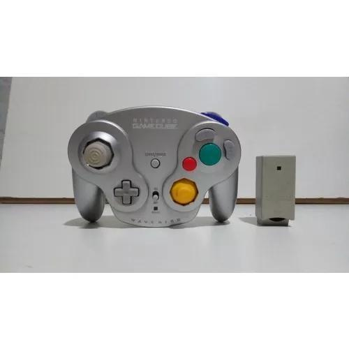 Controle gamecube wavebird original nintendo